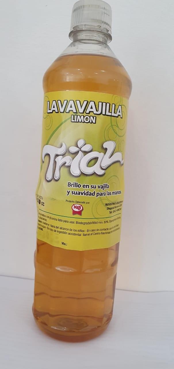 Detergente Lavavajilla «TRIAL» – 750[ml]