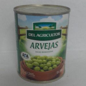 """Arvejas en Lata """"DEL AGRICULTOR"""" – 350g"""