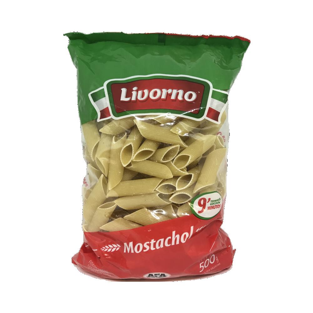 Fideos secos «LIVORNO» – Mostachol – 500[g]