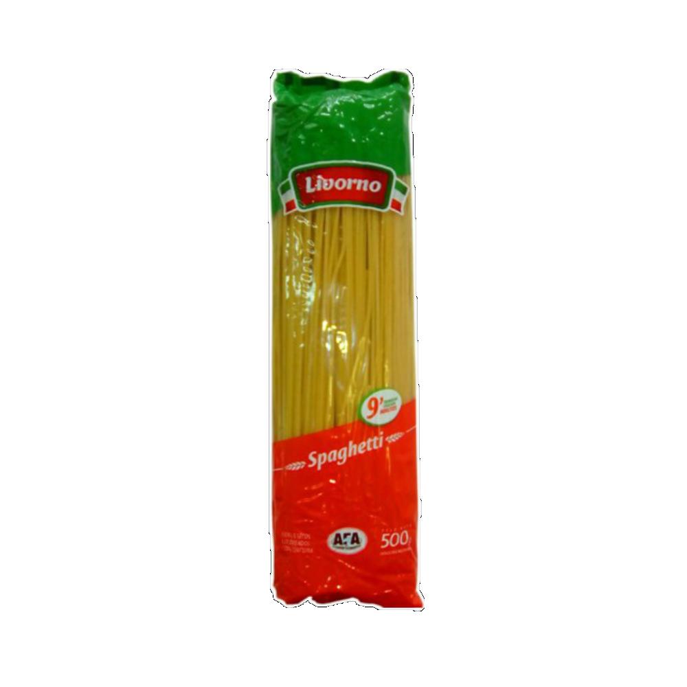 Fideos Spaghetti «Livorno» – 500g