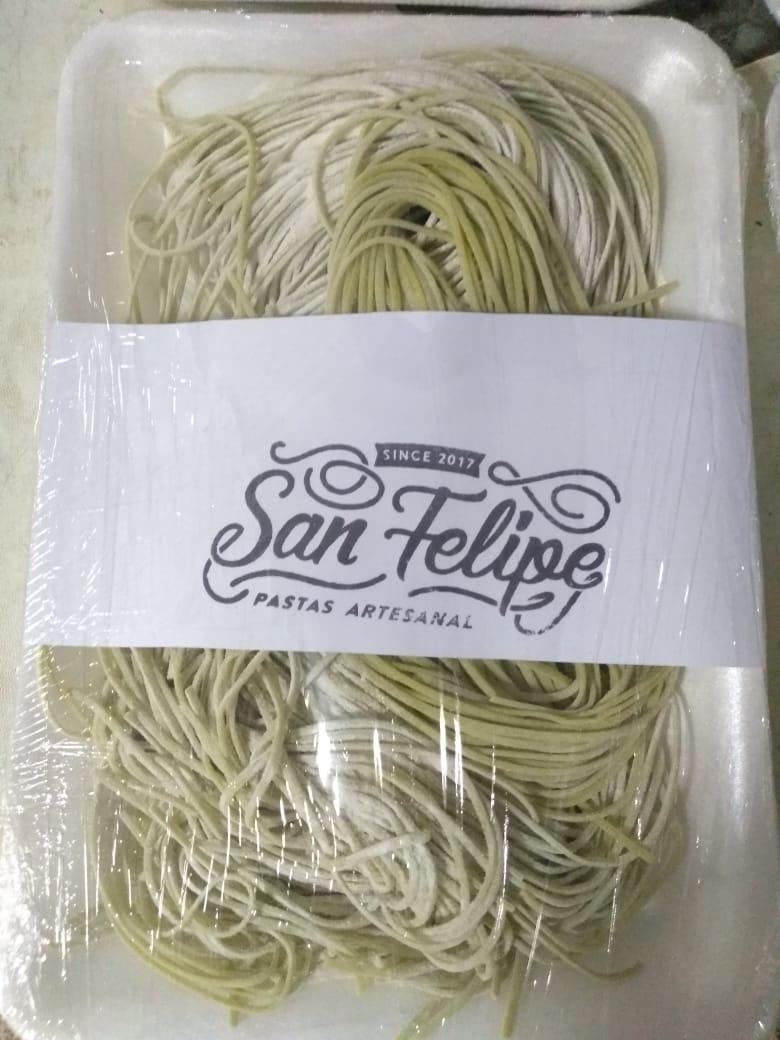 Tallaries Frescos de Espinaca «San Felipe» – 1/2 kg