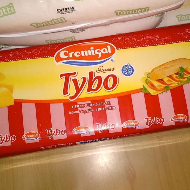 Queso Tybo feteado «La Notta» – 500 g