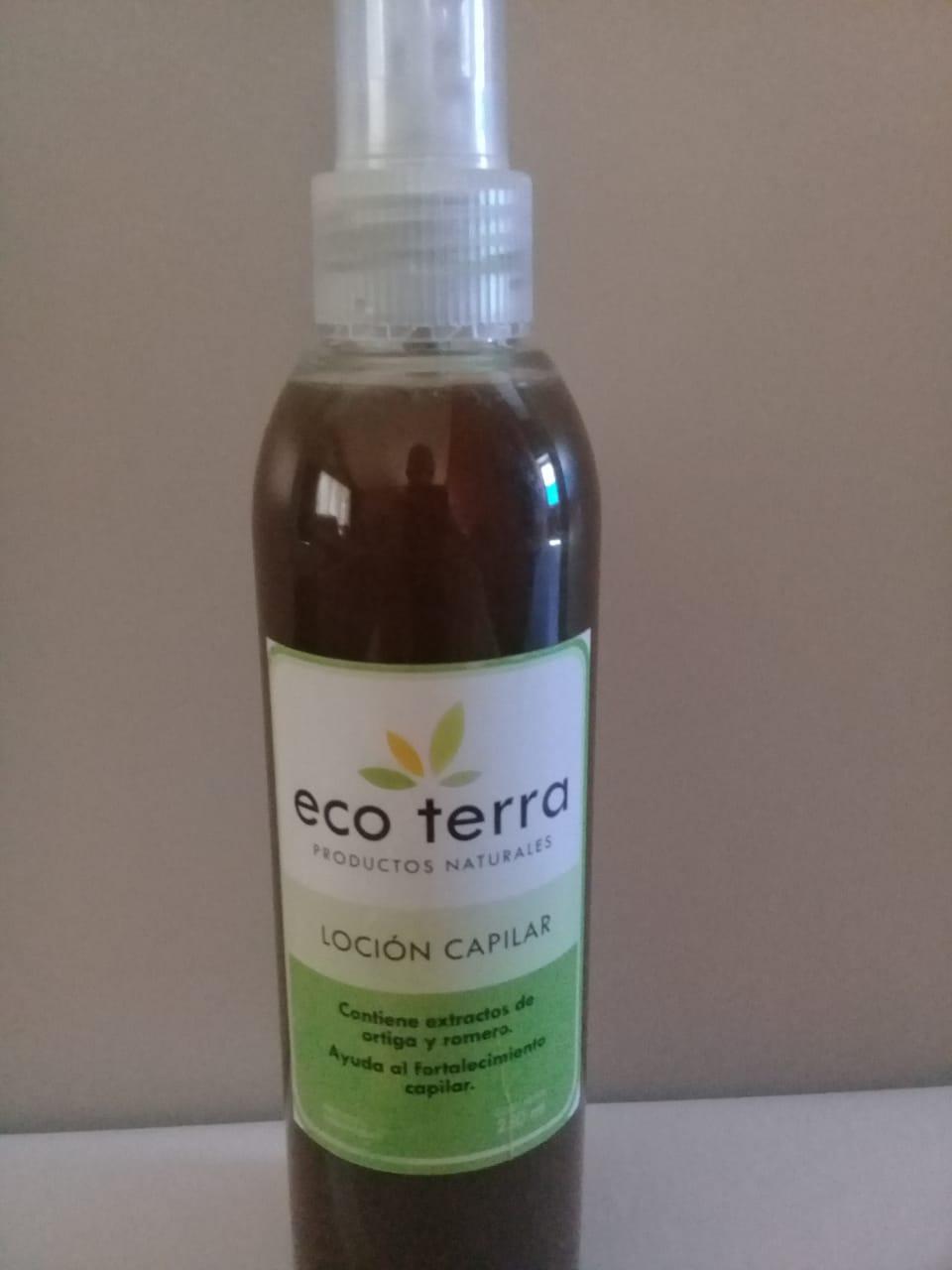 Loción Capilar – «ECO TERRA» – 200 ml