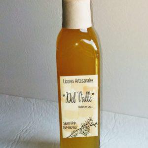 "Licor de Naranja ""Del Valle"" 500 ml"