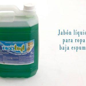 """Jabón líquido baja espuma ultra """"neohyl"""" – Bidón 5L"""