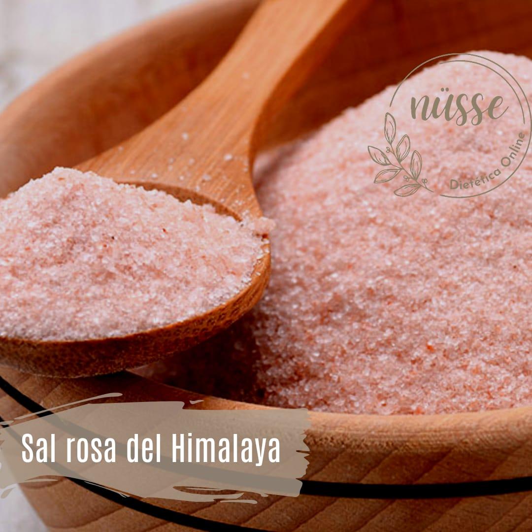 Sal Rosa del Himalaya «NUSSE» – 500 gr