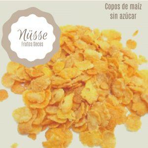 Copos de Maíz con Azucar «NUSSE» – 250 gr