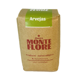 Arvejas agroecológicas «MONTEFLORE» – 500[g]
