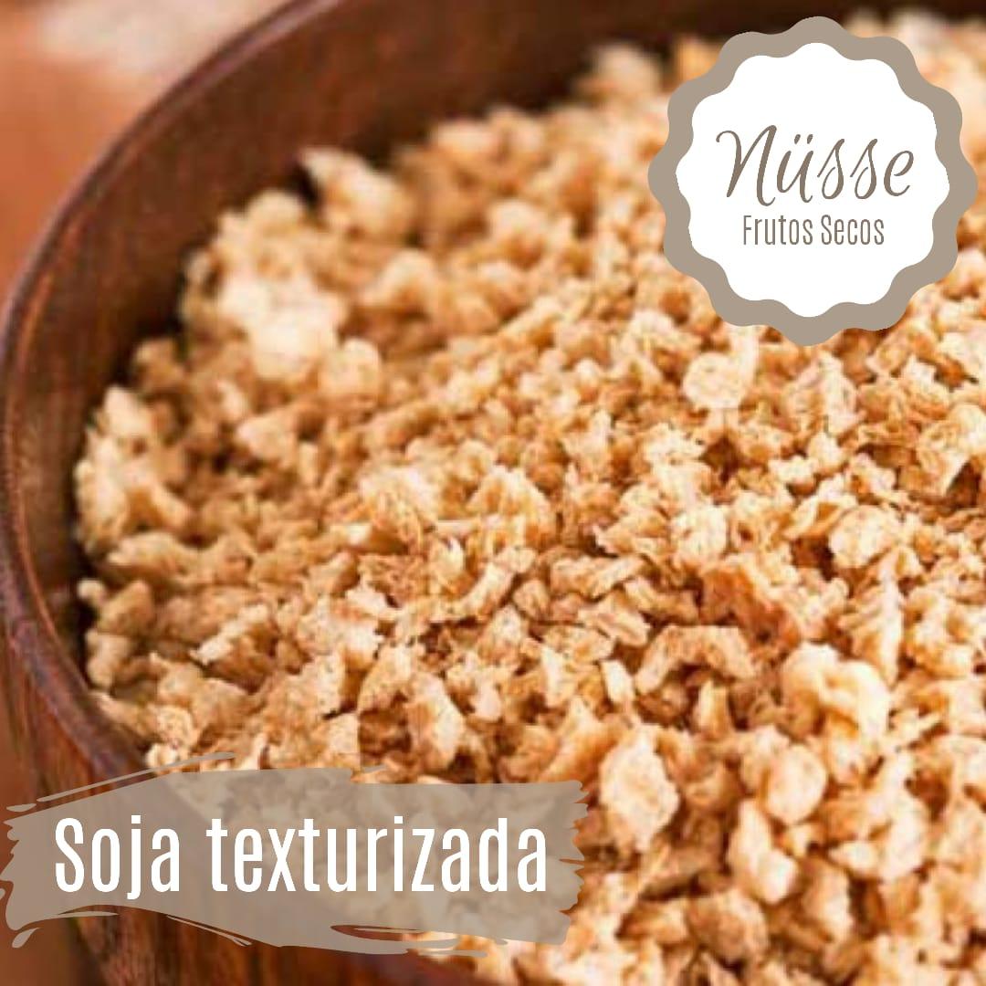 Soja texturizada «NUSSE» – 500 gr