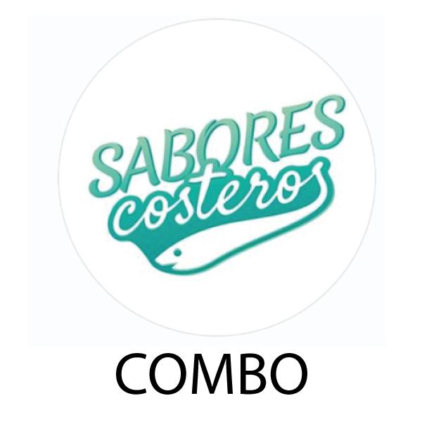 Postas de pescado 1 kg + 12u Empanadas Pescado – «SABORES COSTEROS»