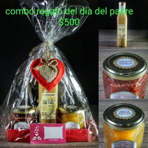 Combo 3 Licor dulce de leche, dulce de frutillas, dulce manzana, pera y nuez «Delicias del Litoral»