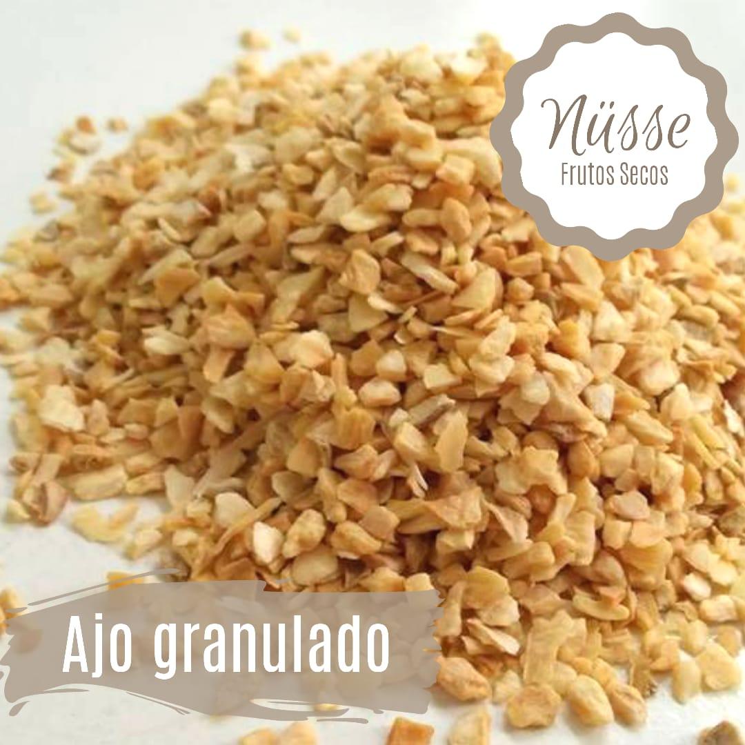 Ajo granulado «NUSSE» – 100 gr