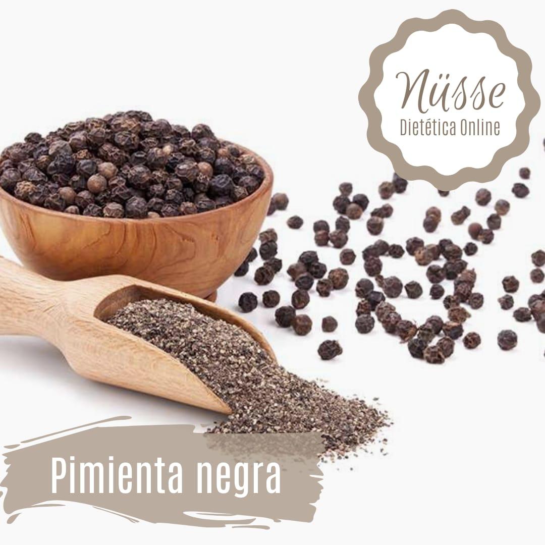 Pimienta negra «NUSSE» – 100 gr