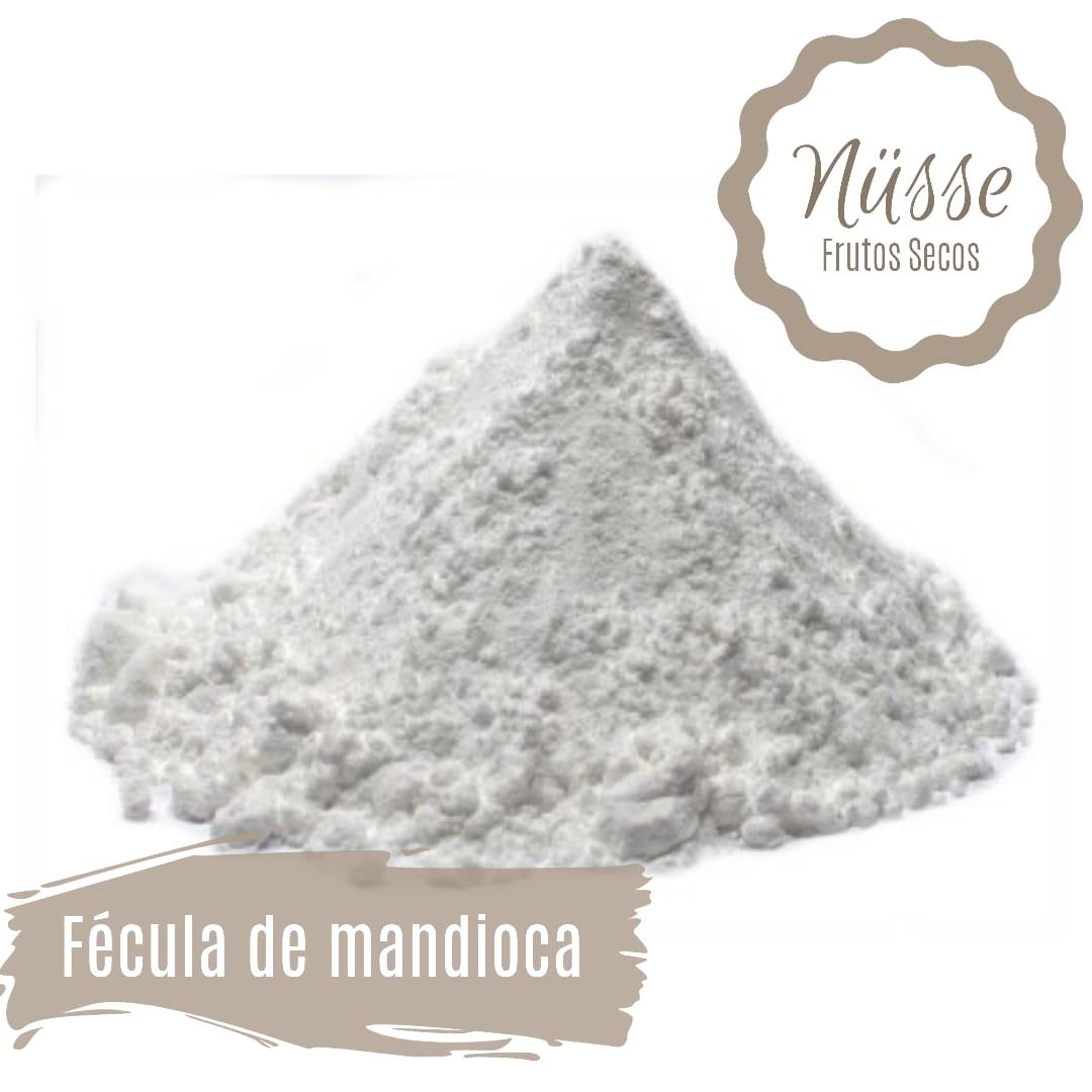 Fécula de mandioca «NUSSE» – 500 gr