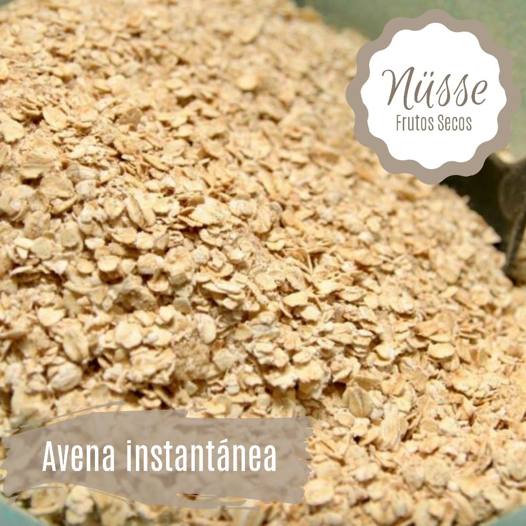 Harina de avena «NUSSE» – 500 gr