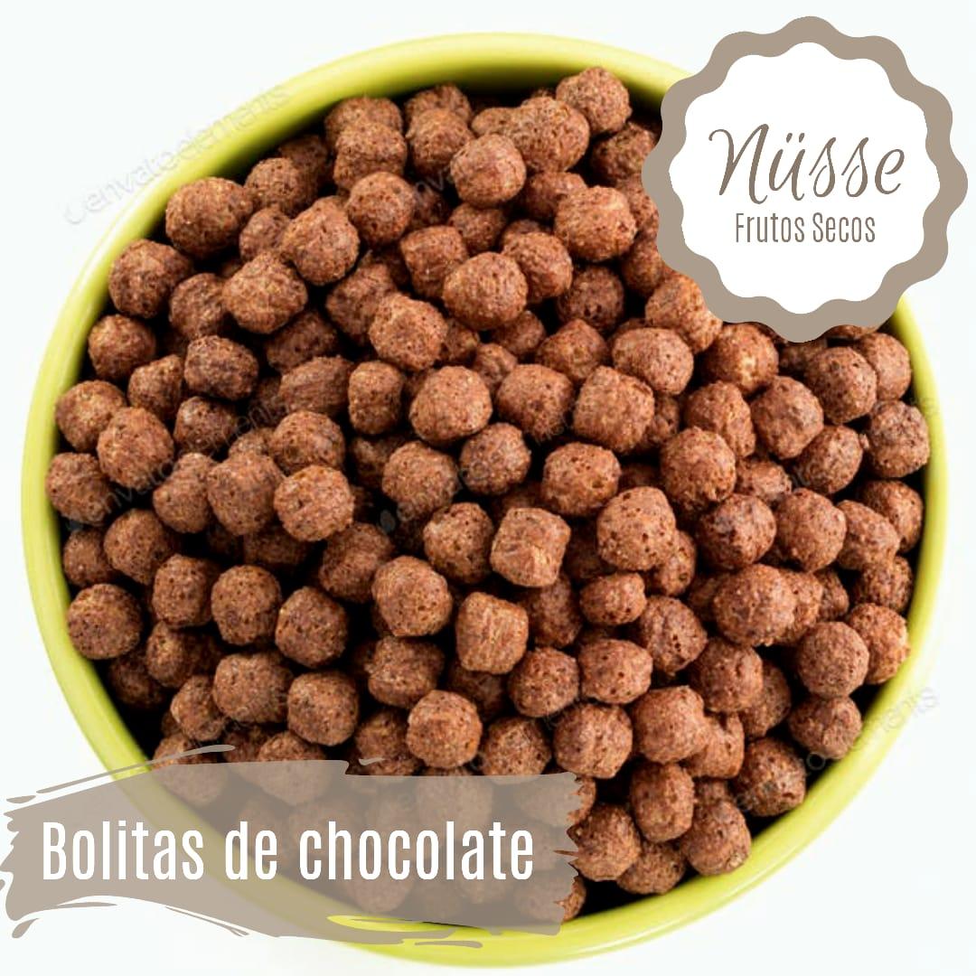 Bolitas de Chocolate «NUSSE» – 250 gr