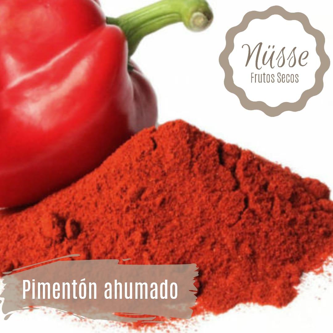 Pimenton Ahumado «NUSSE» – 100 gr