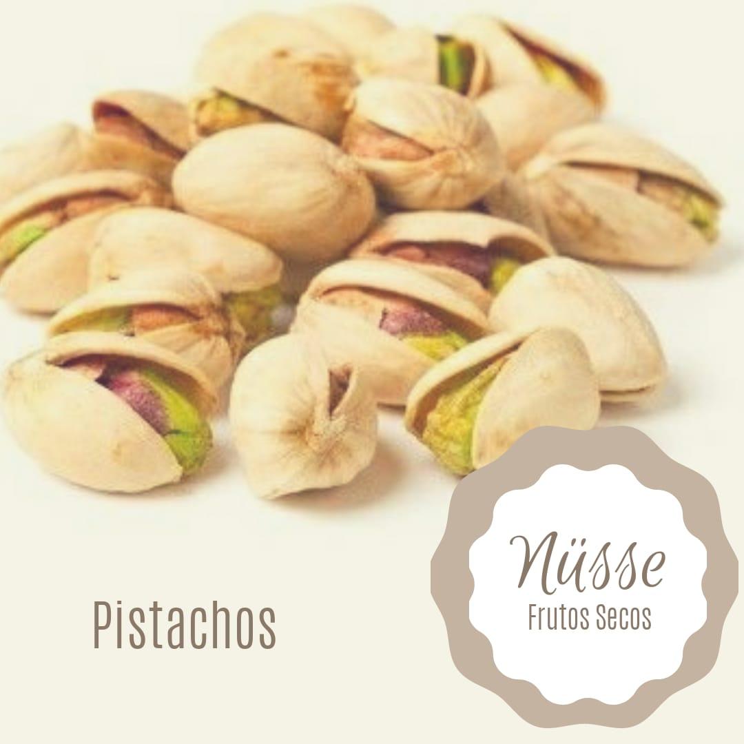 Pistachos «NUSSE» – 100 gr