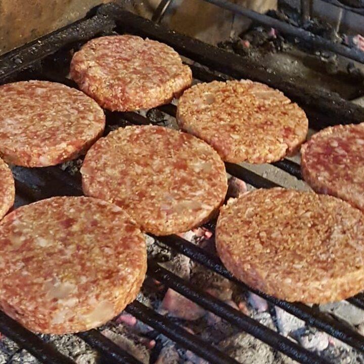 Medallones de Carne «Fast Food» – 6 unidades
