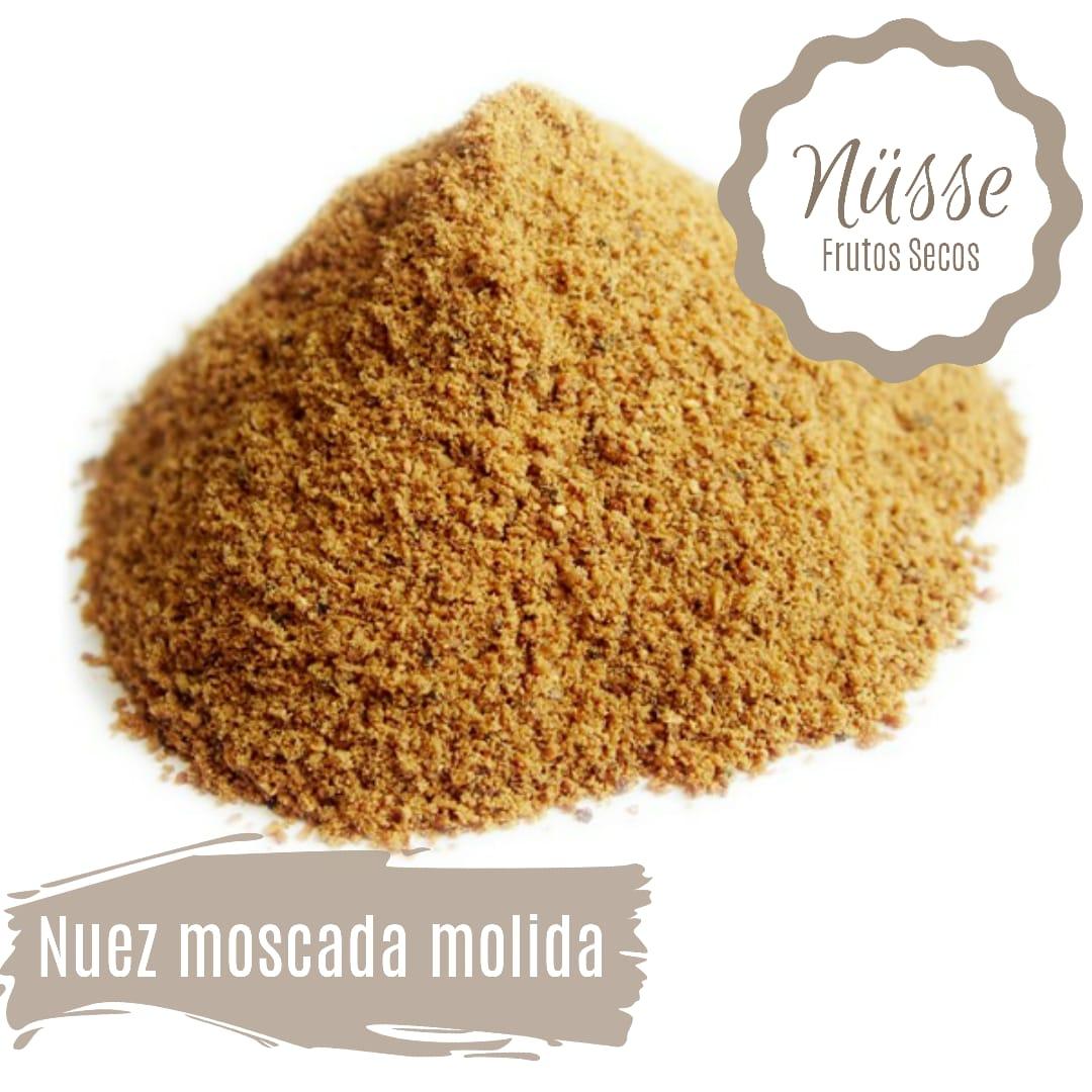 Nuez moscada molida «NUSSE» – 100 gr