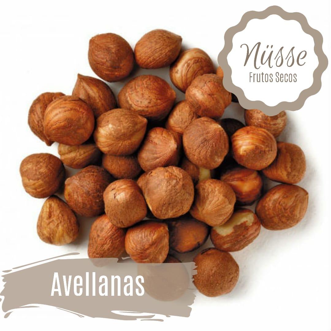 Avellanas «NUSSE» – 100 gr