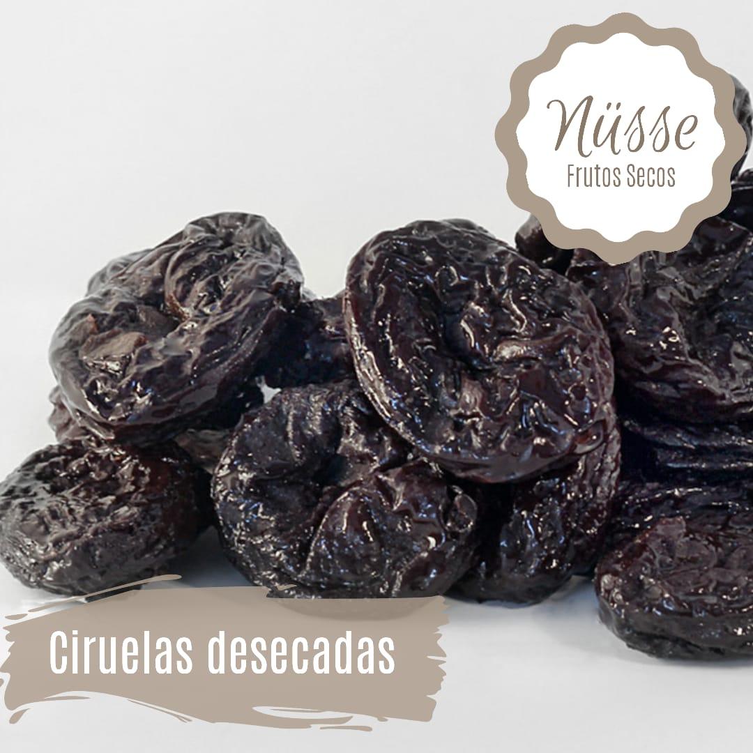 Ciruelas sin carozo «NUSSE» – 250 gr