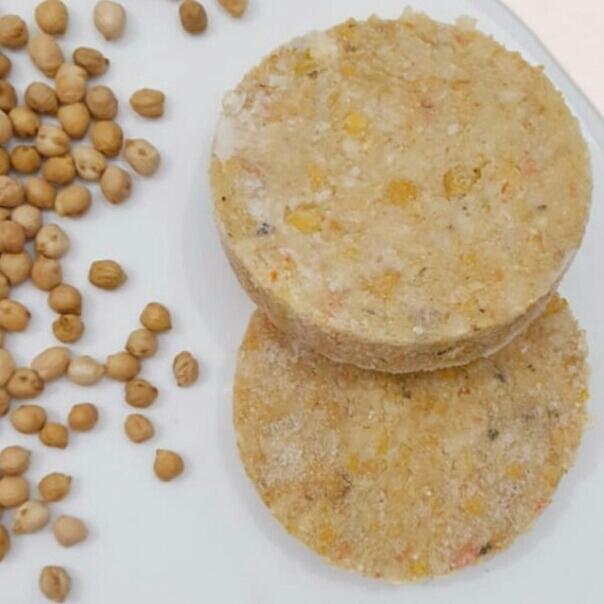 Medallones de Garbanzos «Veggie Food» – 6 u.