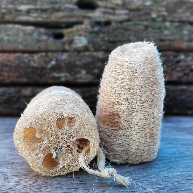 Esponja vegetal 1/2 «Grün» – 1 u