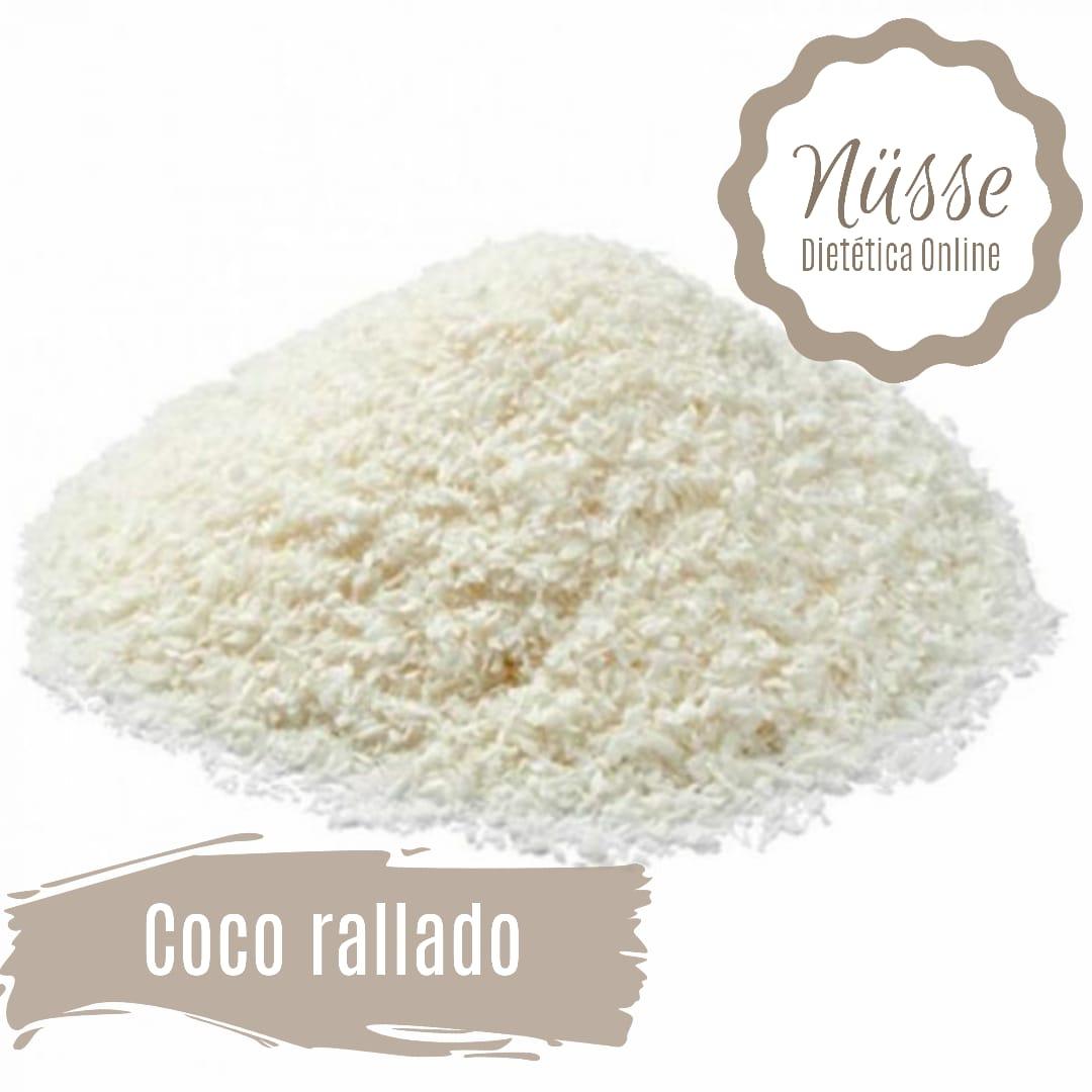 Coco rallado «NUSSE» – 250 gr
