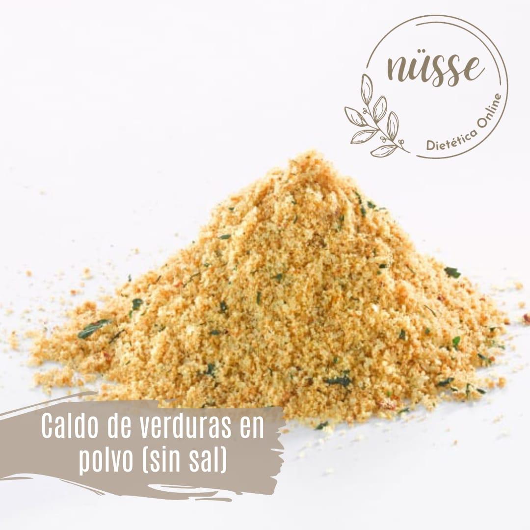 Caldo de verduras «NUSSE» – 100 gr