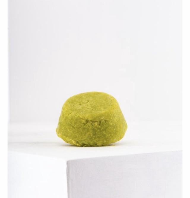 Shampoo sólido manzana (Cabello graso) «Grün»