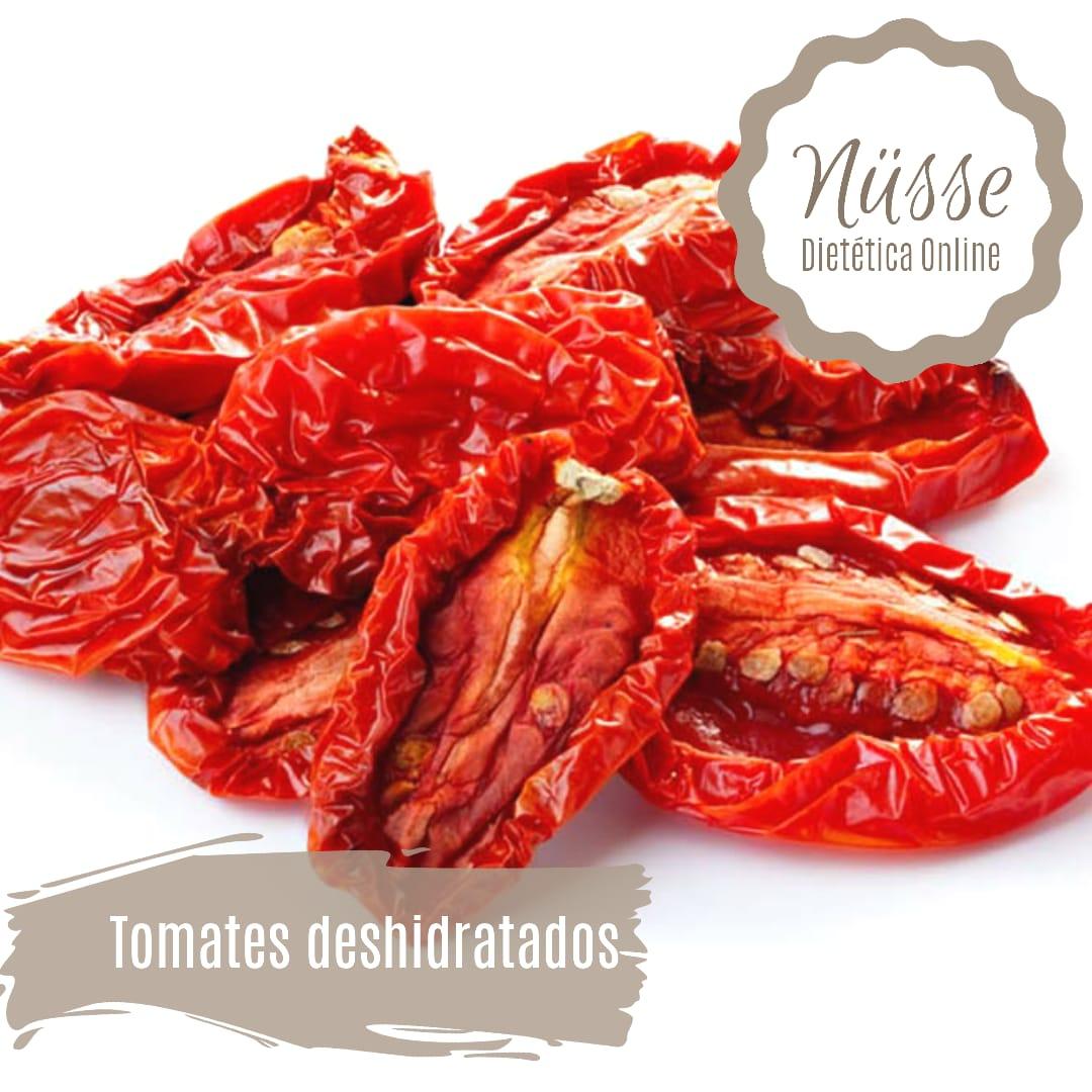 Tomates deshidratados «NUSSE» – 100 gr