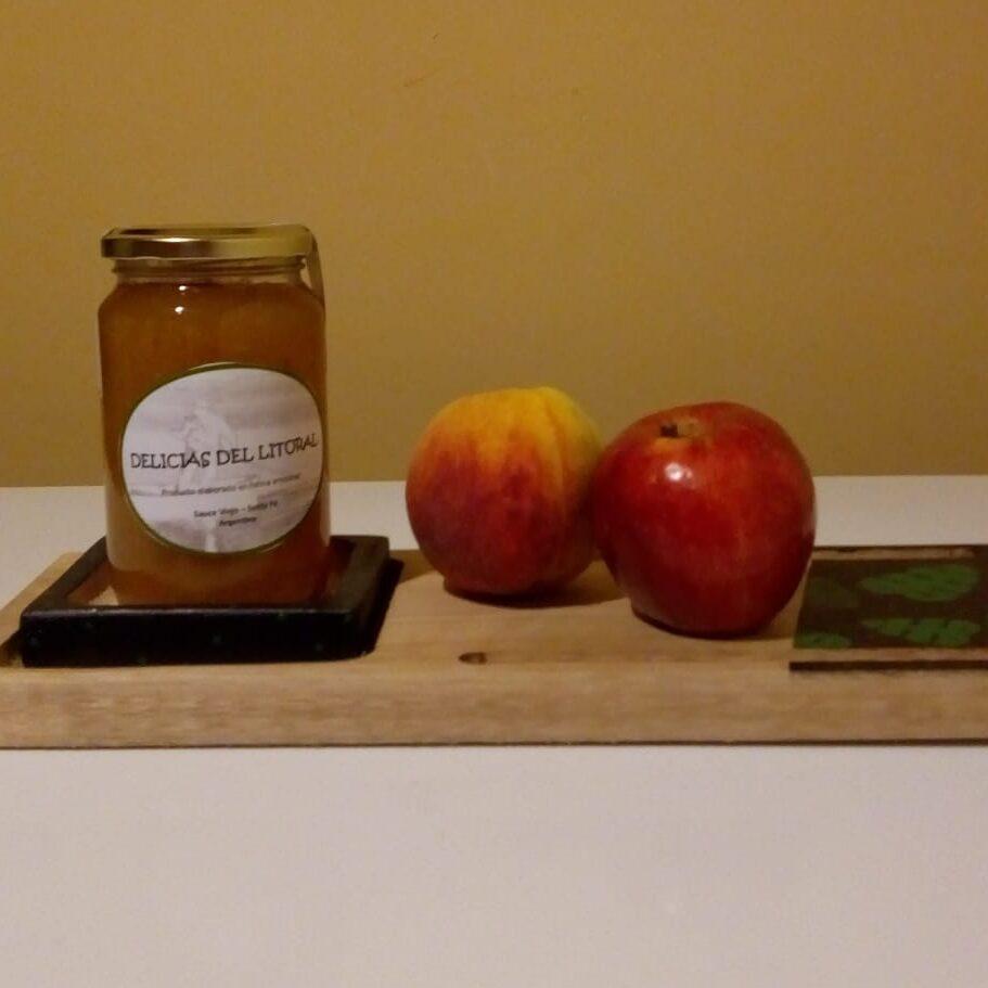 Dulce de manzana»Delicias del litoral»