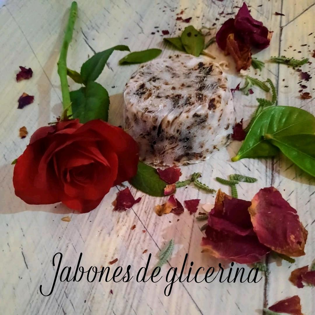 Jabon Artesanal (Rosas) «Habitarme»