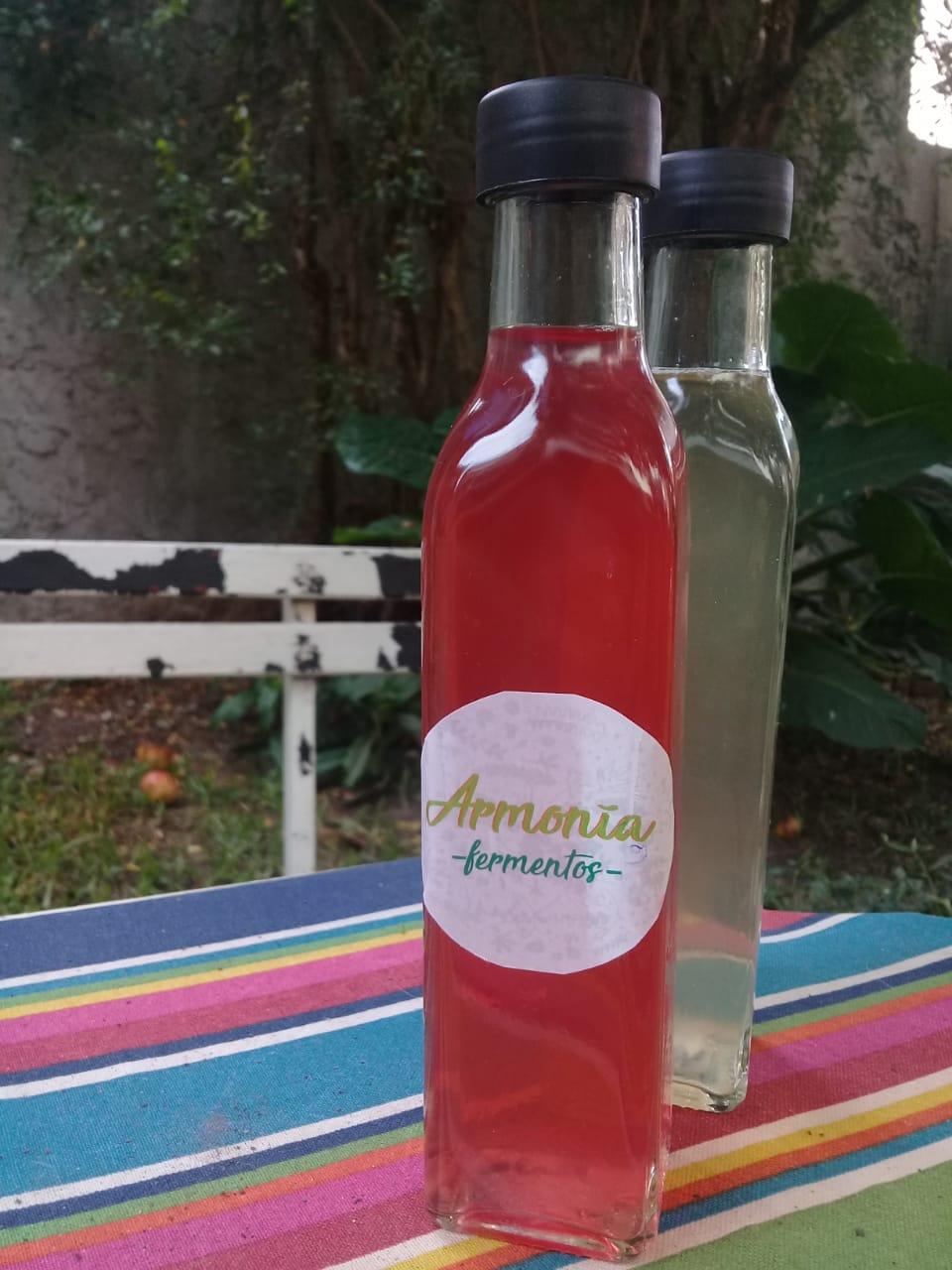 Vinagre de pera organico 250cc – «Fermentados Armonía»