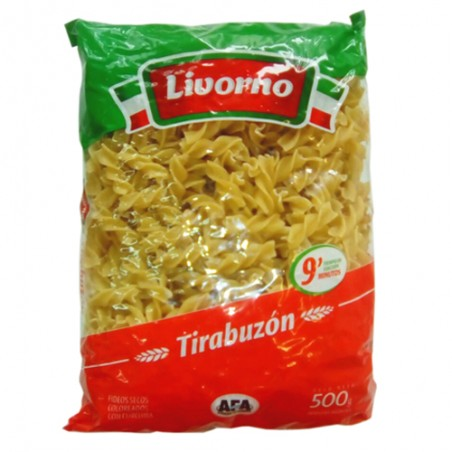 Fideos Tirabuzón «Livorno» – 500g