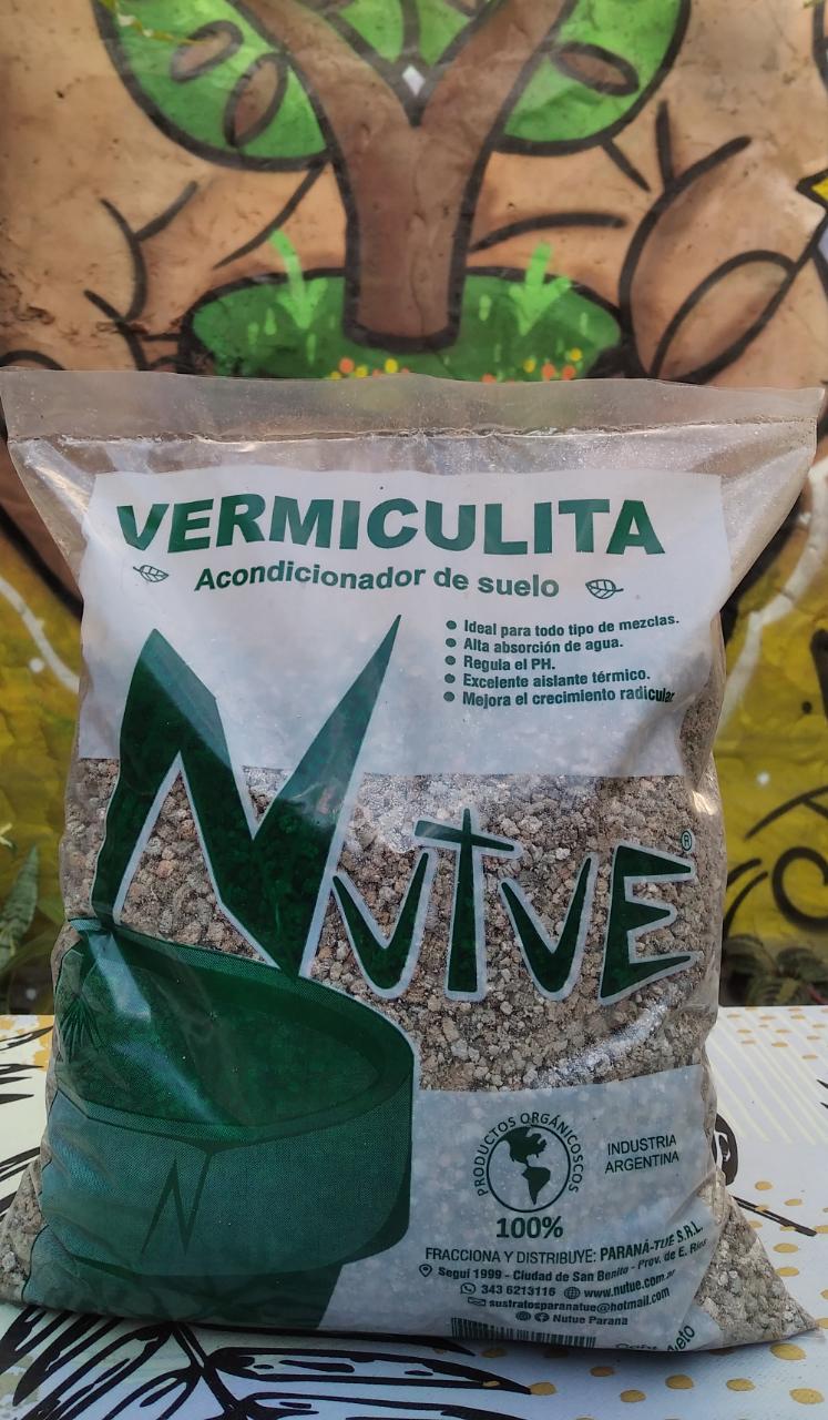 Vermiculita 4L – «Nutue»